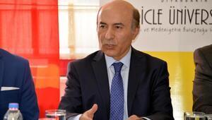 DÜ Rektörü Prof. Dr. Gül: Hafızasına devlet tarafından el konulan üniversite yönetimi devraldık