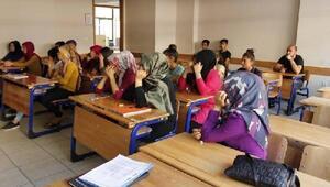 Besni'de öğrencilere teorik eğitim