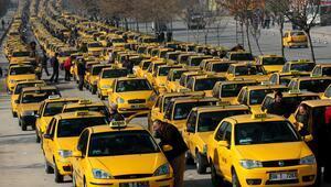 Taksiciler yeni başkanını seçecek