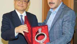 Nevşehir Hacı Bektaş Veli Üniversitesinde Japon Dili ve Edebiyatı Anabilim Dalı açıldı (2)