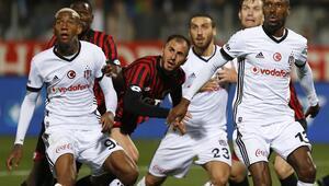 Beşiktaş bu maçı dün kaybetmedi Esas sıkıntı Negredo değil, Talisca...