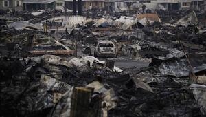 Yangınların vurduğu Kaliforniyada şimdi de Hepatit A alarmı
