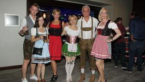 Oktoberfest'i kutladılar