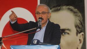 Bakan Elvan: Milletimizin güçlü iradesi olduğu müddetçe, ülkemiz büyümeye devam edecek