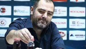 Gaziantep Basketbol - Pınar Karşıyaka karşılaşmasının ardından