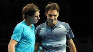 Shanghayda Nadal-Federer finali