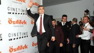 Kurtlar Vadisi Vatan filminin Eskişehir galasında Şaşmaza yoğun ilgi