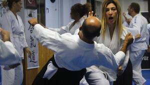 Aile Hekimliği Derneğinden doktorlara aikido dersi