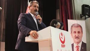 Destici: Hiçbir güç, Türkiyeye muz cumhuriyeti muamelesi yapamaz (2)