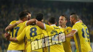 Fenerbahçe evinde Yeni Malatyasporu rahat geçti