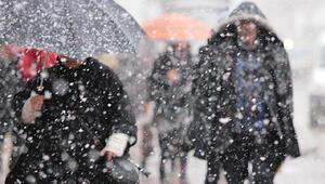 Meteorolojiden o il için yoğun kar uyarısı