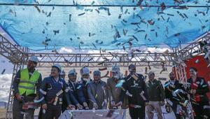 Karsta, Cemile-Resul Kalko Anadolu Lisesinin temeli atıldı