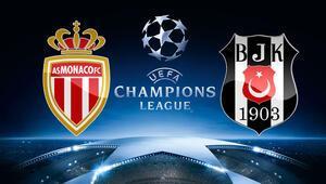 Monaco Beşiktaş Şampiyonlar Ligi maçı için heyecan dorukta... Beşiktaş maçı saat kaçta hangi kanalda canlı olarak yayınlanacak