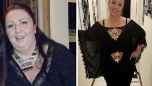 20 ayda 176 kilodan 83e düştü
