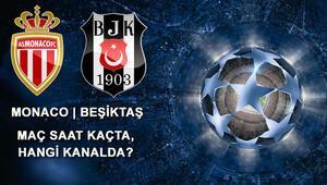 Monaco Beşiktaş maçı hangi kanalda canlı yayınlanacak Beşiktaş maçı saat kaçta