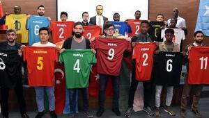 Yabancı uyruklu üniversite öğrencileri futbol turnuvasında buluşacak