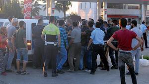 Kaza sonrası çıkan kavgaya polis müdahale etti