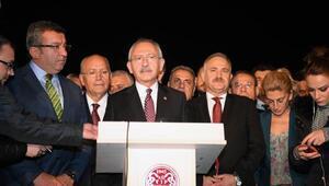 Kılıçdaroğlu: Bütün dualarımız Deniz beyle beraber