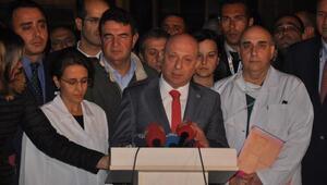 Ankara Üniversite Rektörü Prof. Dr. İbişden Deniz Baykalın sağlık durumuna ilişkin açıklama