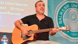 Balıkesir Üniversitesinde Haluk Levent rüzgarı