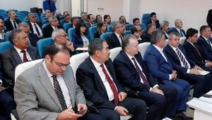 Vali Varol toplantıya başkanlık etti