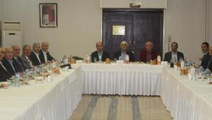 Koruma Kurulu üyeleri yemekte buluştu