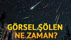2017 Orionid meteor yağmuru ne zaman Orionid meteor yağmuru Türkiyeden izlenebilecek mi
