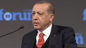 Son dakika: Cumhurbaşkanı Erdoğandan önemli açıklamalar... Herkesin bazı gerçekleri bilmesi lazım