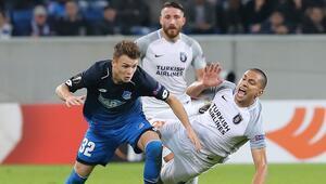 Başakşehir, Hoffenheima boyun eğdi.. İşte maçın özeti ve golleri
