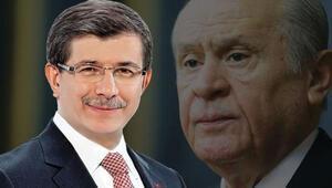 MHP-Davutoğlu polemiğinde yeni perde: Gerçekler ortaya çıkarsa Davutoğlu mahçup olur