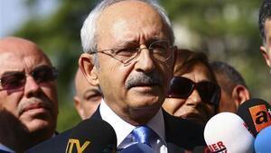 Kılıçdaroğlu, Deniz Baykalın son durumuyla ilgili açıklama yaptı