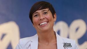 Soereide, Norveçin ilk kadın dışişleri bakanı oldu