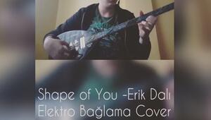 Shape Of Youdan girdi, Erik Dalından çıktı