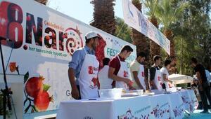 Gazipaşa 8inci Çekirdeksiz Nar Festivali başladı