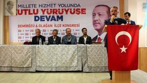 Bakan Ağbal: Emir alan değil, emir veren bir Türkiye var (2)