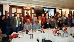 Başkan Acar, gazetecilerle buluştu