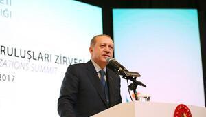 Cumhurbaşkanı Erdoğan: Bu şehre ihanet ettik, hala da ihanet ediyoruz (Geniş haber)