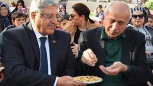 Adilcevaz'da ceviz festivali düzenlendi