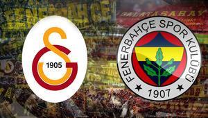 Galatasaray Fenerbahçe maçı saat kaçta hangi kanalda canlı izlenecek Derbi öncesi olay