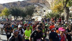 Salomon Kapadokya Ultra Trail yarışları sona erdi