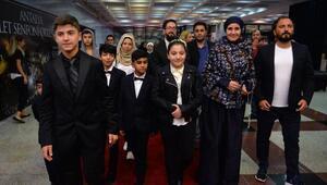 Antalyada ilk film Suriyeli çocukları anlatan Beni Bırakma