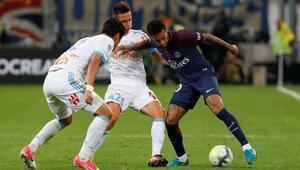 Ne Marsilya, ne PSG Düellodan galip çıkmadı...
