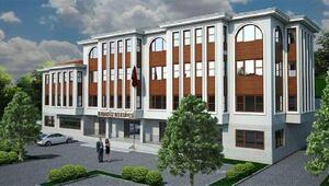 Kabadüze Kültür Merkezi ve Belediye binası yapılacak
