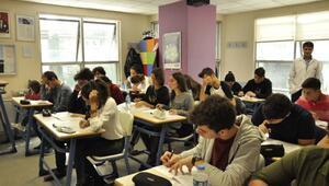 32 bin öğrenciye ilk YKS deneme sınavı yapıldı