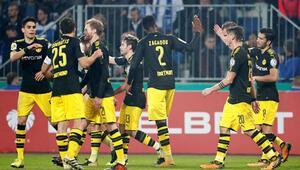 Borussia Dortmund 5-0'la yükseldi