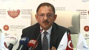 Bakan Özhaseki  İstanbula en büyük ihaneti CHP yaptı