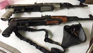Berlin'de bulunan silah deposu Türke ait çıktı