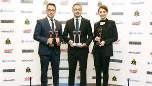 Stevie Awards'tan Ziraat'e 5 ödül