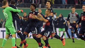 Almanyada Bayer turladı, Hoffenheim elendi