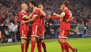 Bayern Münih penaltılarda güldü